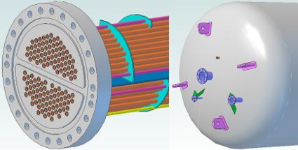 熱交換器,圧力容器設計